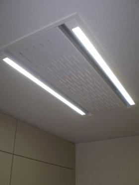 環境エアビーム(LED照明一体形)