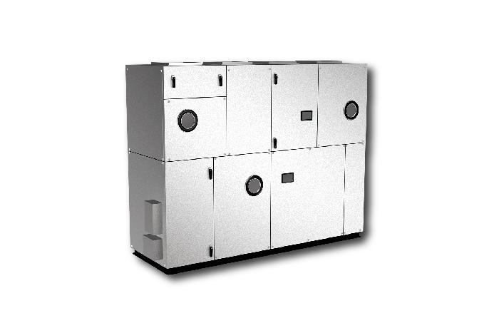 熱回収外調機