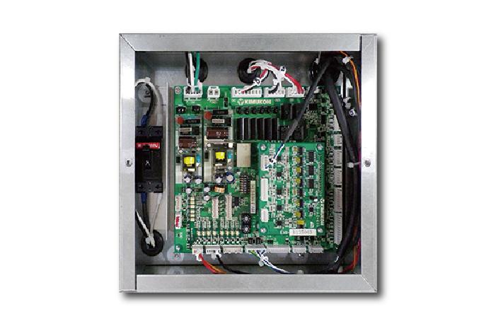 空調制御盤
