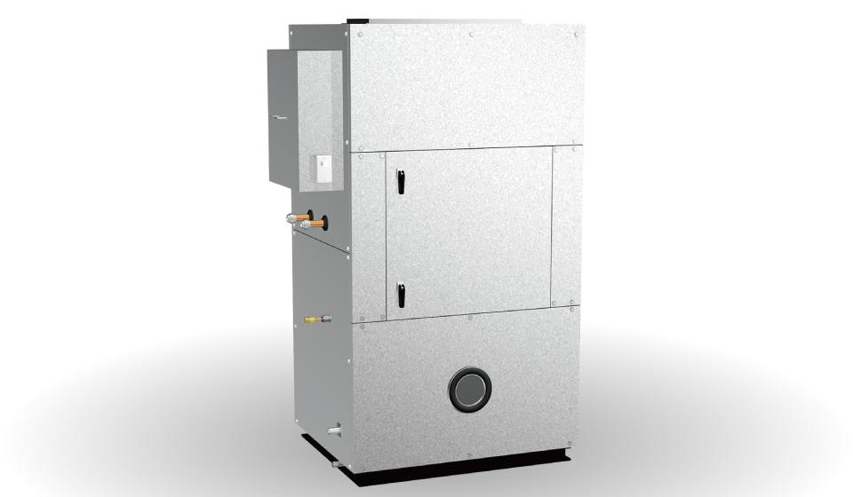 高性能外調機SPV-O型