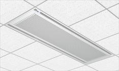 システム天井用 イオン・スピーカー組込型 KS-180EP/270EP