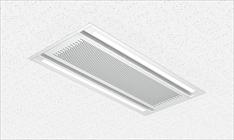 一般天井用 照明組込型 KN-140L/200L