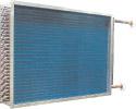 省エネ型楕円管熱交換器