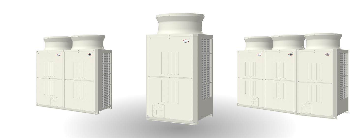 直膨式 空冷室外機 高性能型 KM-DX型