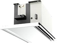 中温熱媒対応 標準/大温度差仕様 一般天井用カセット形 KCS6