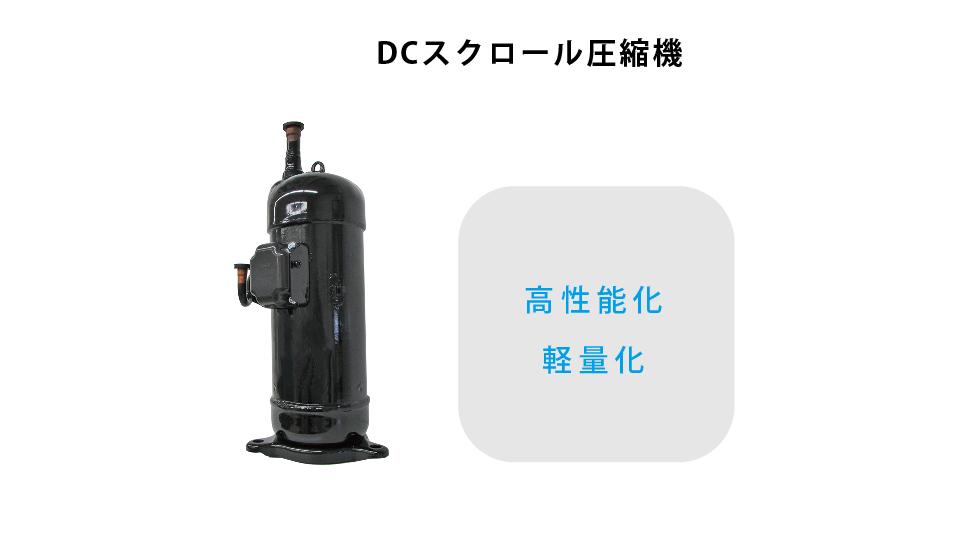 スクロール圧縮機