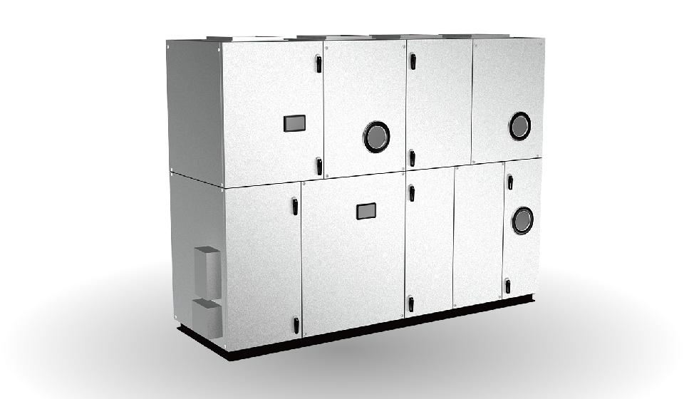 空冷HP式熱回収外調機ARV-YZ型