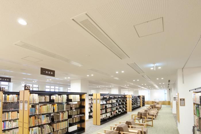 導入例 図書館
