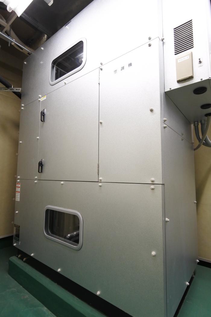 外気混合空調機