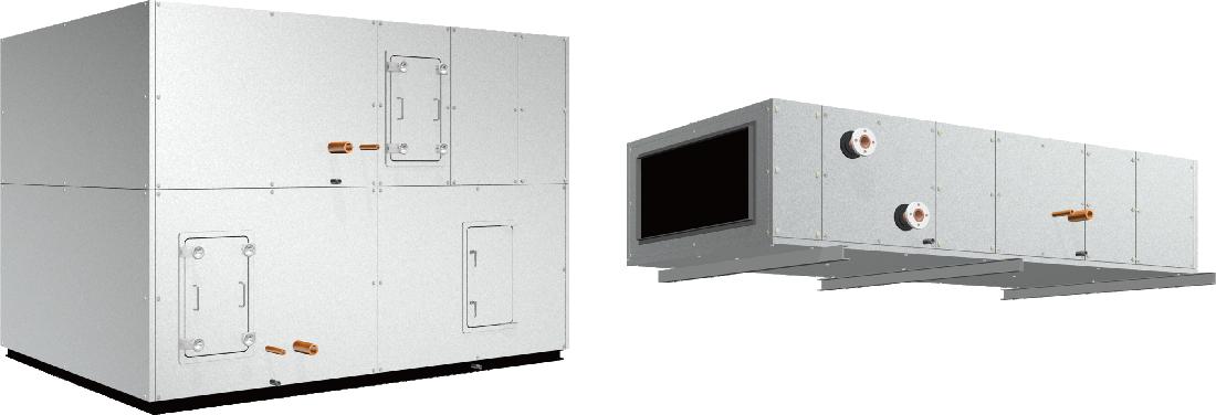産業空調用低温外調機