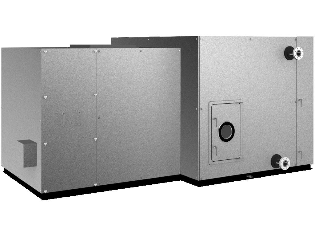 冷温水式エアハンドリングユニット
