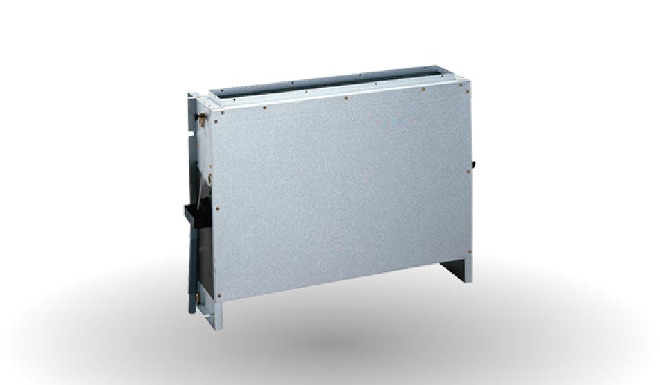 ファンコイル床置埋込形FSR6型