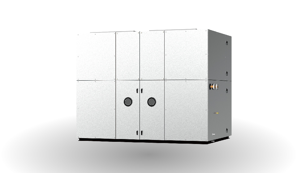 高性能エアハンDEC2型