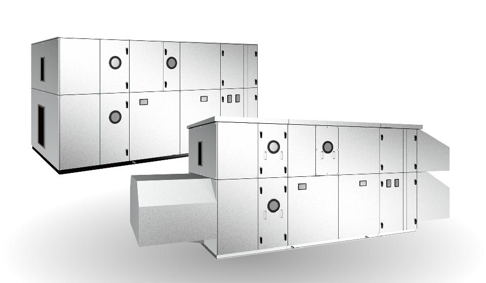 ツインサイクル形外調機 AFL-RDK/RAD型
