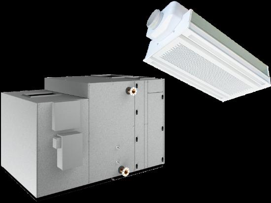 調温調湿空調システム(1)