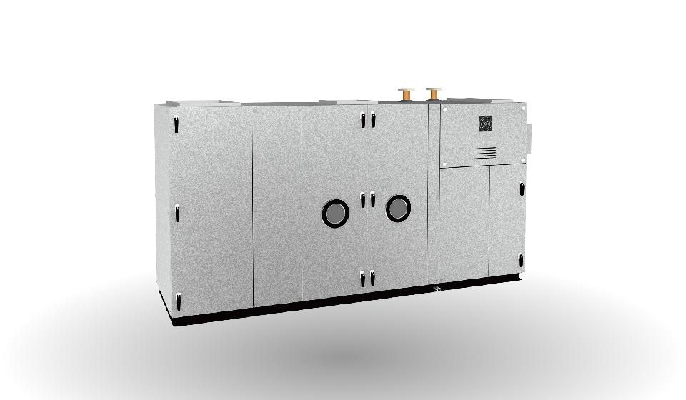 エアコンビ床置形 コンパクトCN型