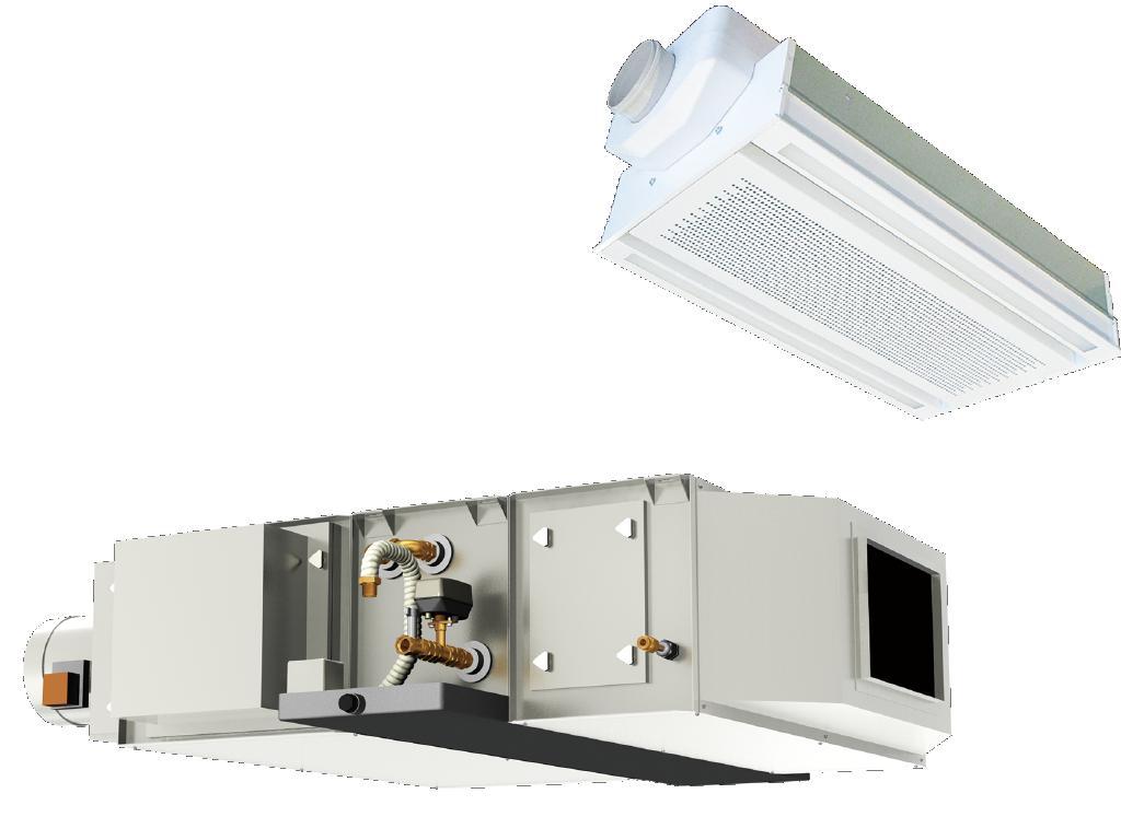 調温調湿空調システム(2)