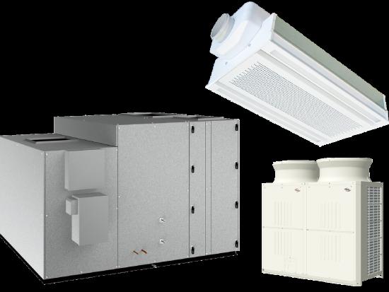 調温調湿空調システム(3)