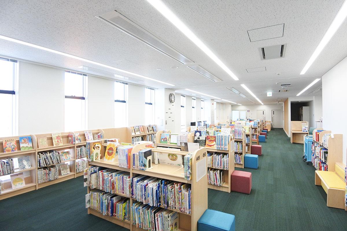 釧路市中央図書館