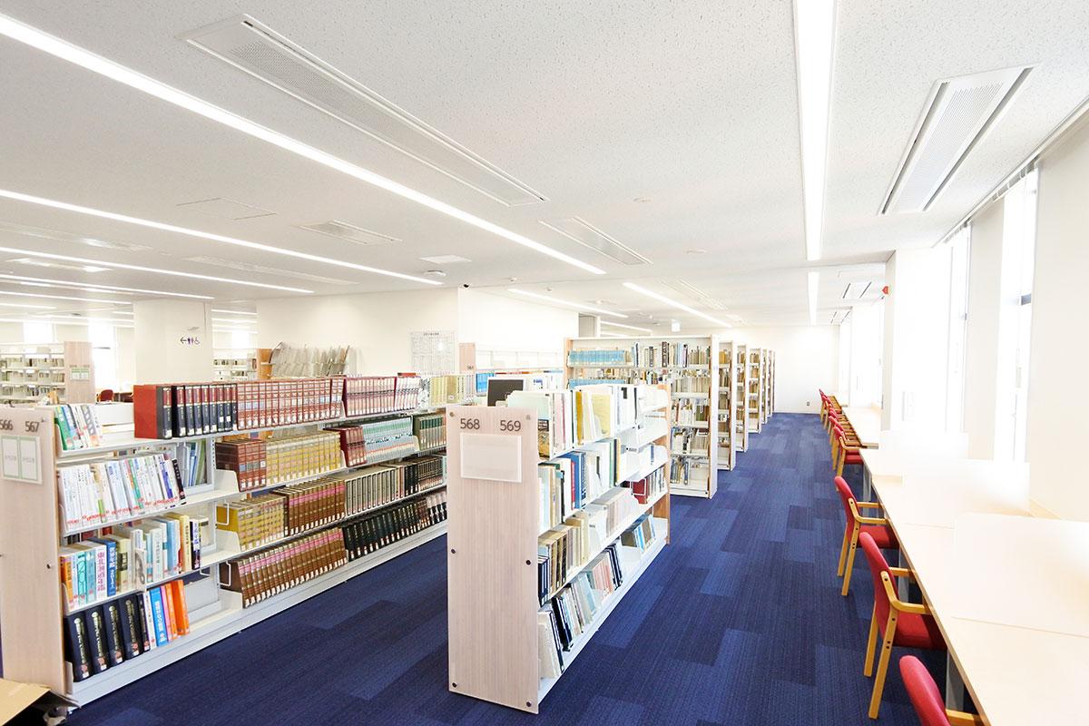 釧路市中央図書館様