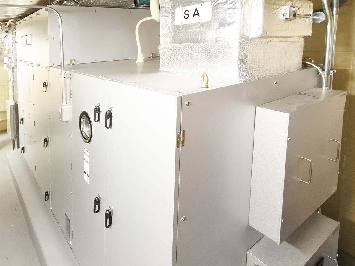 空冷直膨式 外調機