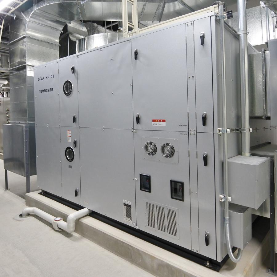 空冷HP式熱回収外調機BSD-DK型